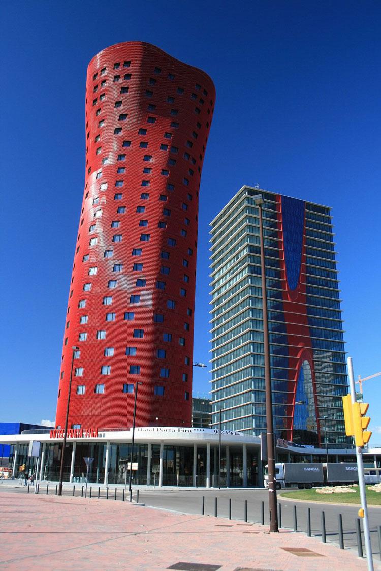 Foto dell'hotel Porta Fira a Barcellona