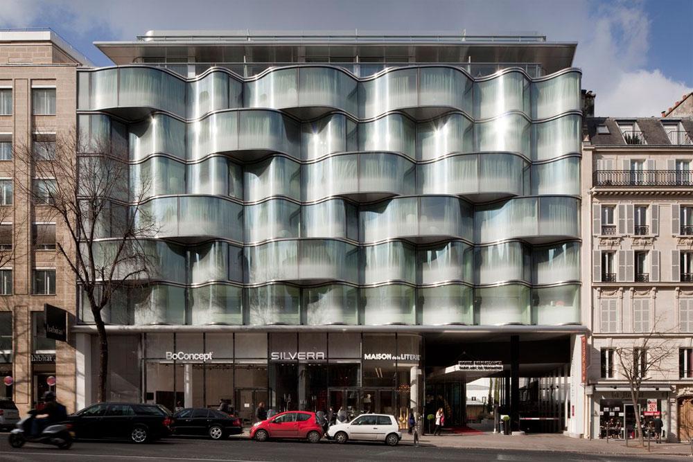 Foto dell'hotel Renaissance Marriott a Parigi