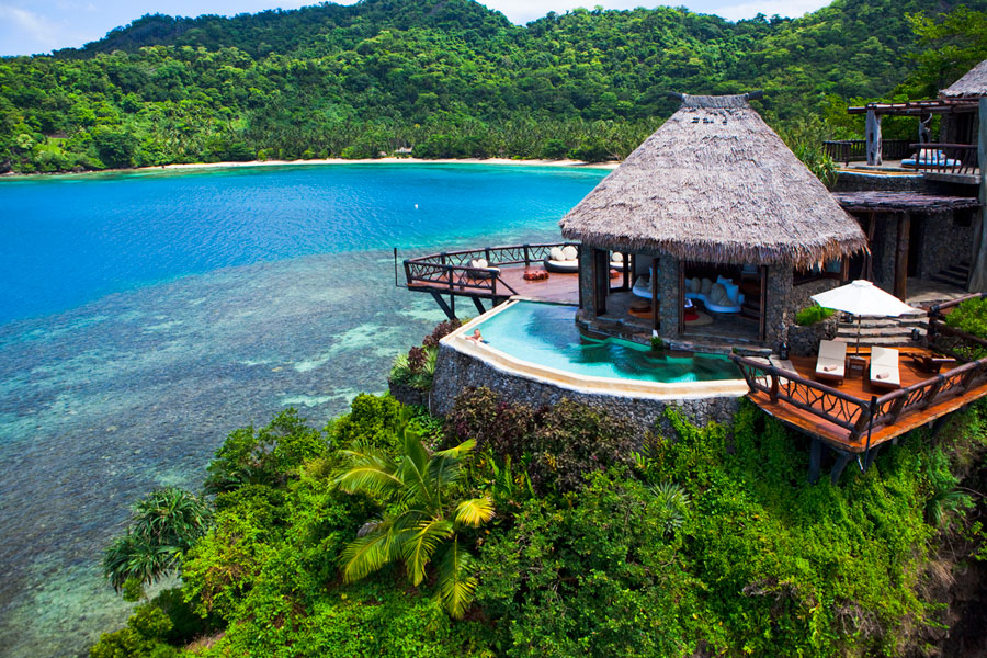 Foto dell'hotel The Laucala Island Resort alle Fiji