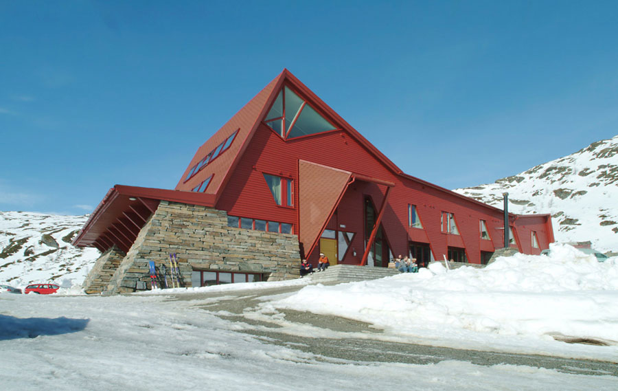 Foto dell'hotel Turtagro in Norvegia