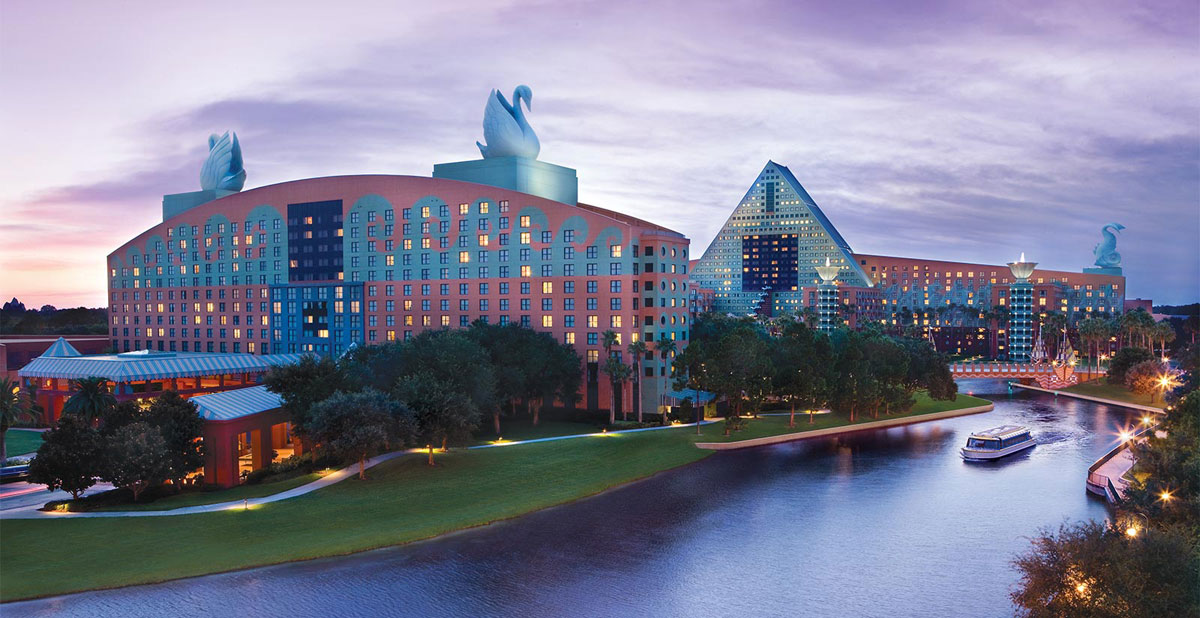Foto dell'hotel Walt Disney World Swan and Dolphin Resort negli Usa