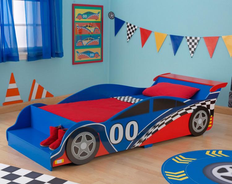 Costruire Un Letto Per Bambini : Letti per bambini a forma di macchine e veicoli vari