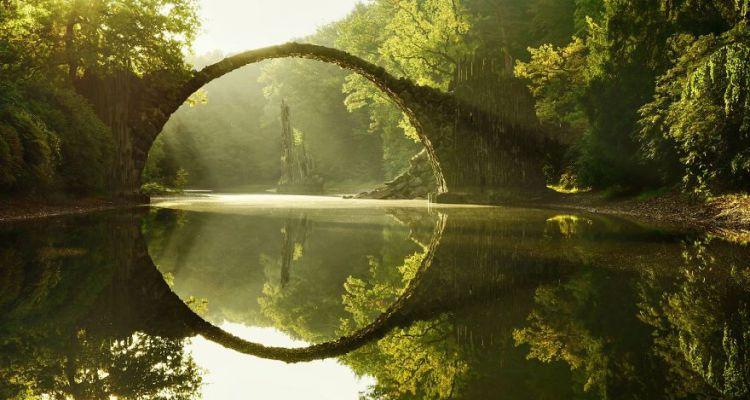 Ponte-Rakotz-Brucke-Germania