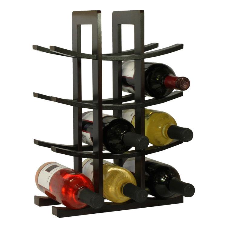 50 Amazing Wine Storage Design Ideas: 30 Portabottiglie Di Vino Da Tavolo Dal Design Moderno
