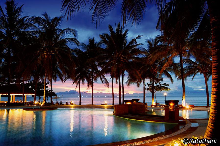 Foto del resort sul mare Katathani Phuket Beach in Thailandia