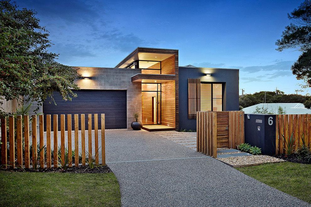 15 ville moderne di lusso dal design contemporaneo - Architettura case moderne idee ...