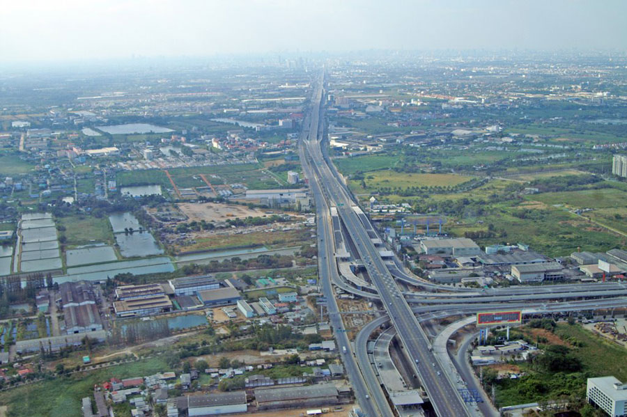 Ponte di Bang Na