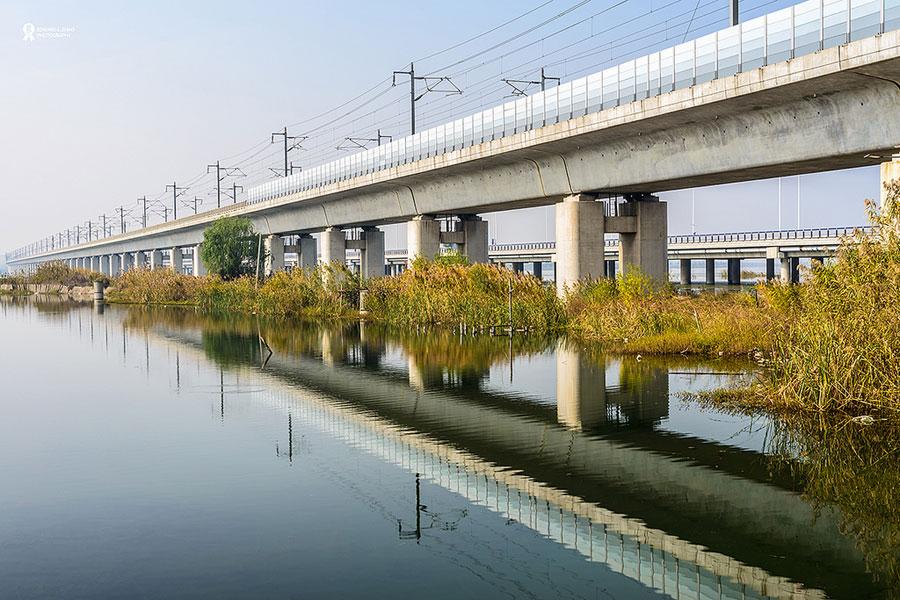 Grande ponte di Beijing