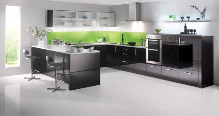 50 foto di cucine moderne con penisola - Cucine moderne con penisola ...
