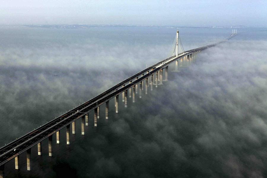Foto Ponti Incantevoli Favole : Foto dei ponti più lunghi del mondo mondodesign