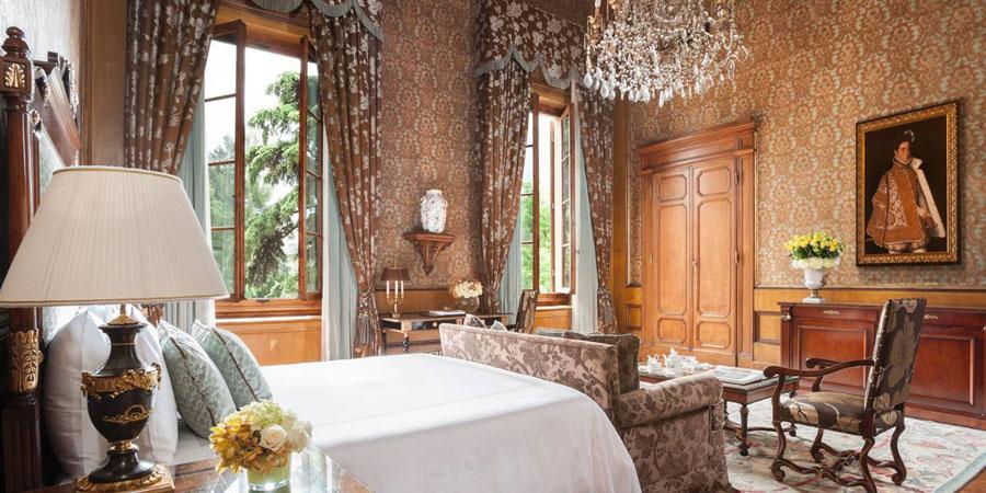 Camera del Four Season Hotel Firenze