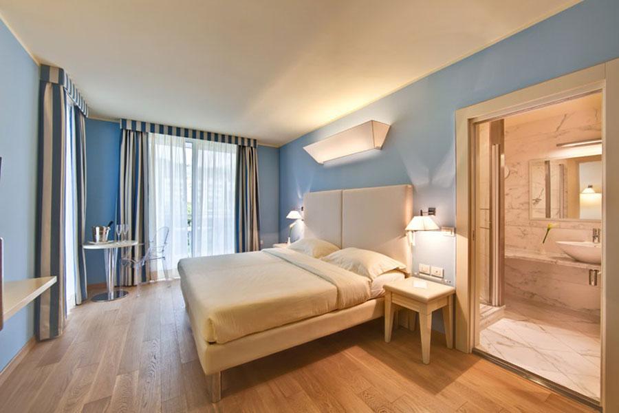 Camera dell'Hotel Kristal Palace