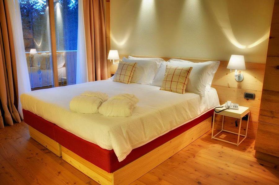 Camera dell'hotel Maribel