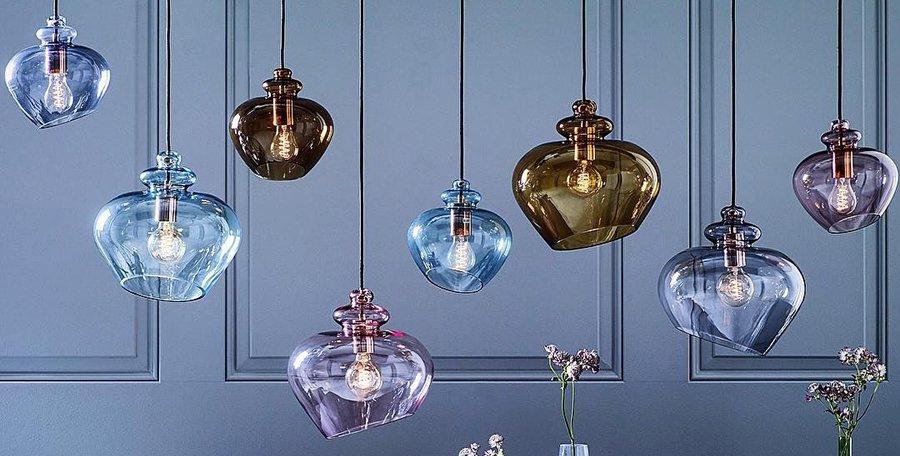 Lampade e lampadari molto particolari