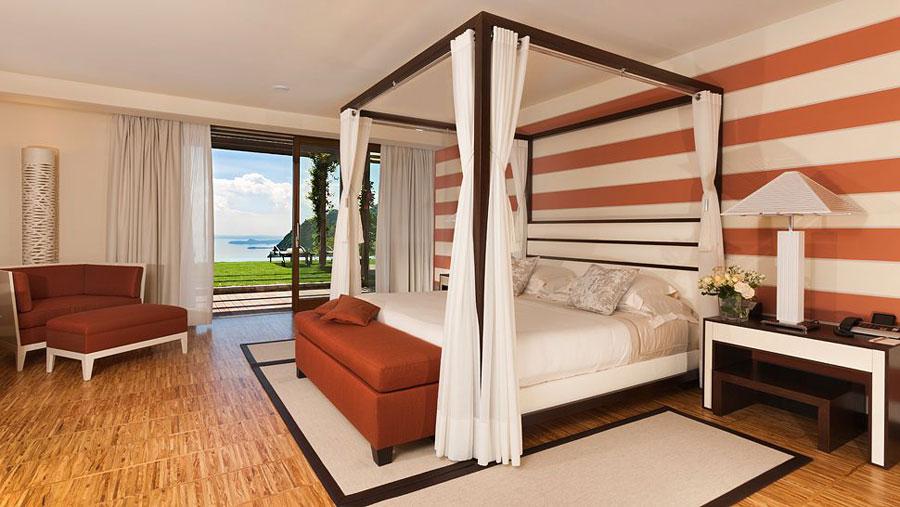Camera del Lefay Resort Spa Lago di Garda