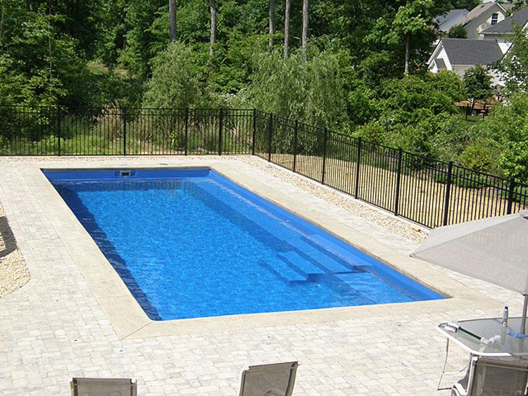 Foto Piscine Interrate Piccoli Giardini : Foto di piccole piscine interrate per piccoli giardini
