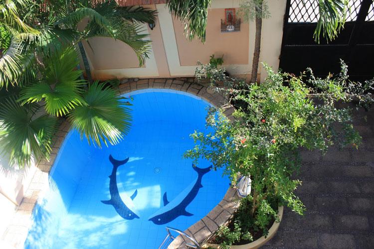 Foto della piccola piscina interra n.20