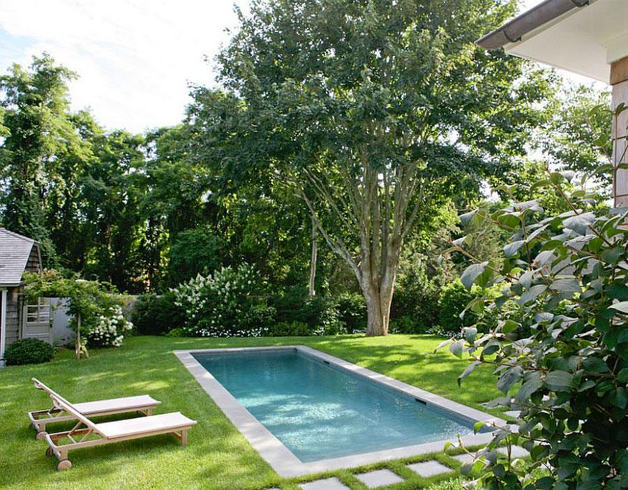 Foto della piccola piscina interra n.57