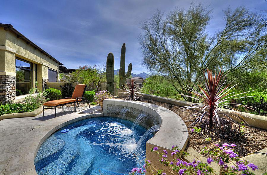Foto della piccola piscina interra n.58