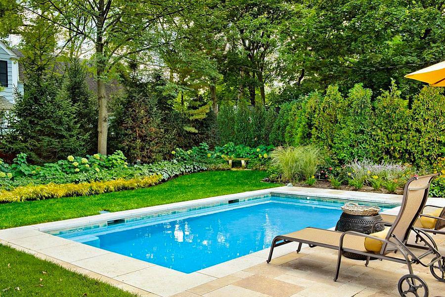 Foto della piccola piscina interra n.64