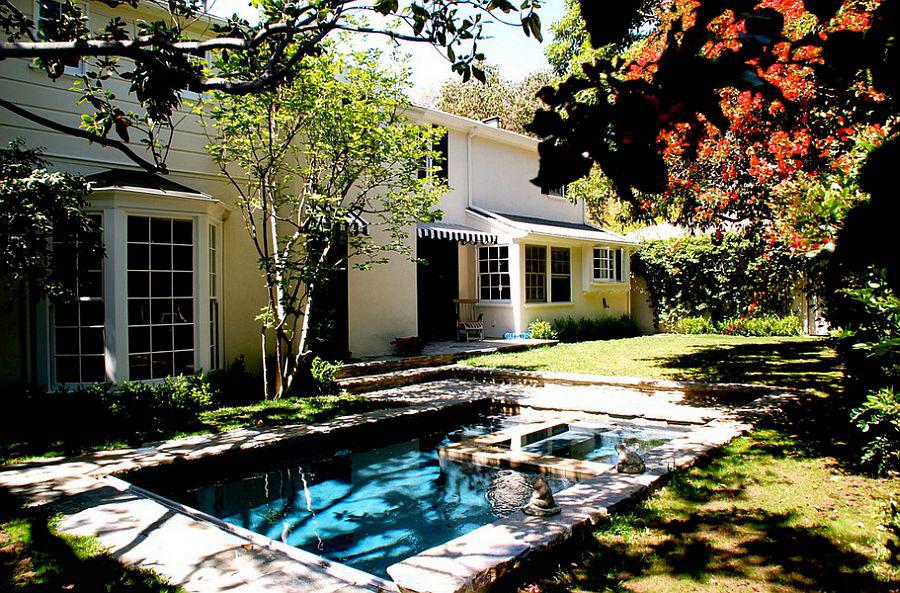 Foto della piccola piscina interra n.67