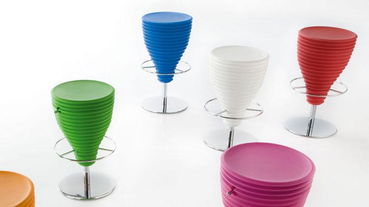 Sgabelli da cucina o da bar dal design moderno mondodesign