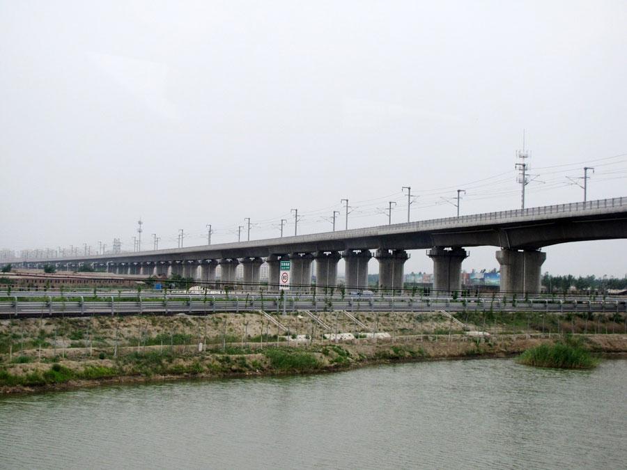 Grande ponte di Tianjin