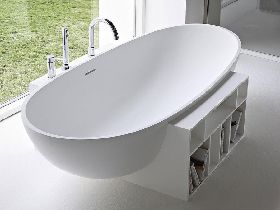 Modello di vasca da bagno moderna n.10