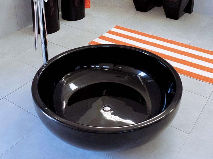 Modello di vasca da bagno moderna n.12