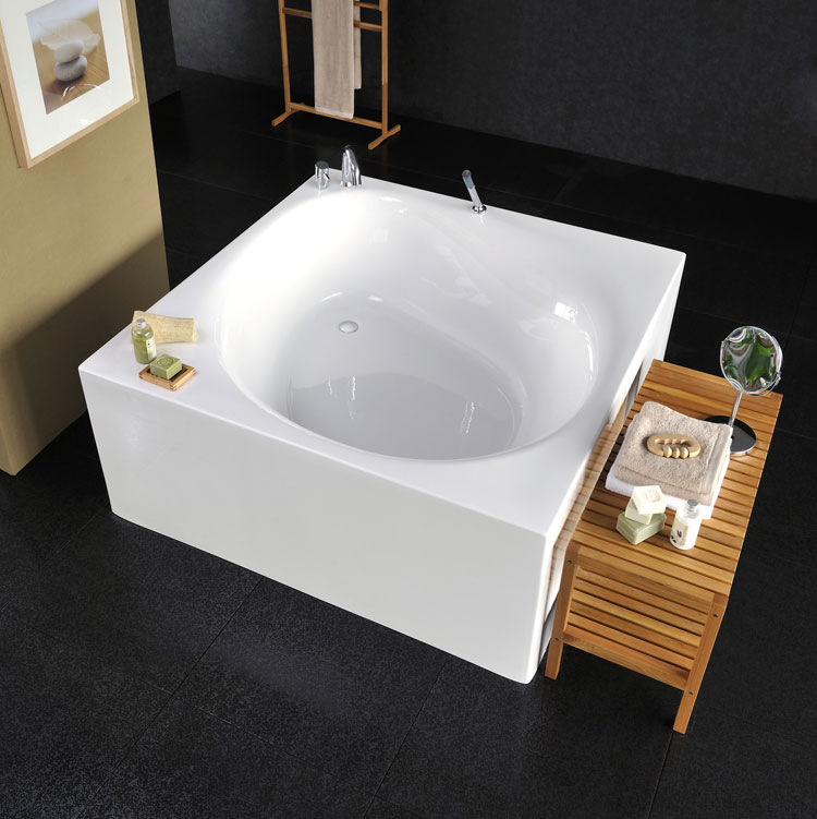Foto della vasca da bagno moderna n.05