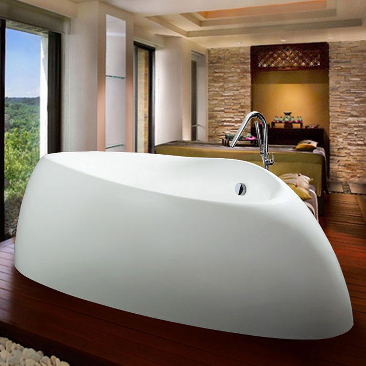 Foto della vasca da bagno moderna n.16