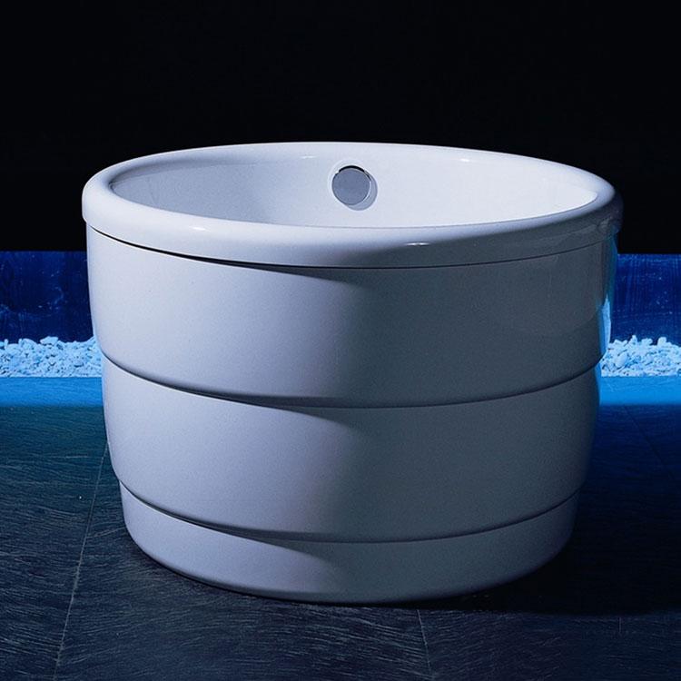 Foto della vasca da bagno moderna n.19