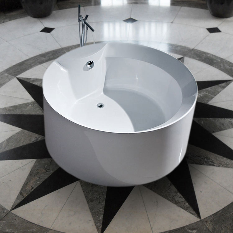 Foto della vasca da bagno moderna n.20