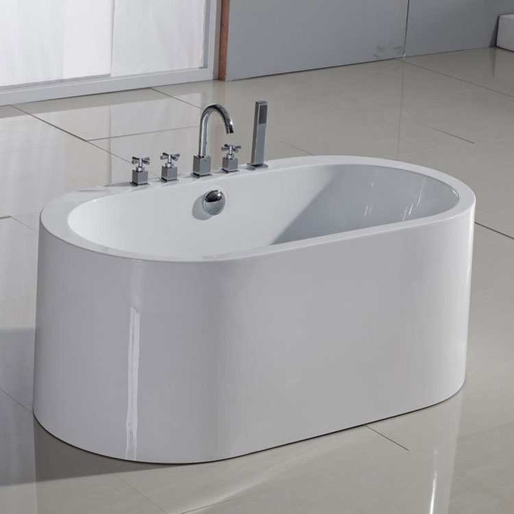 Foto della vasca da bagno moderna n.22