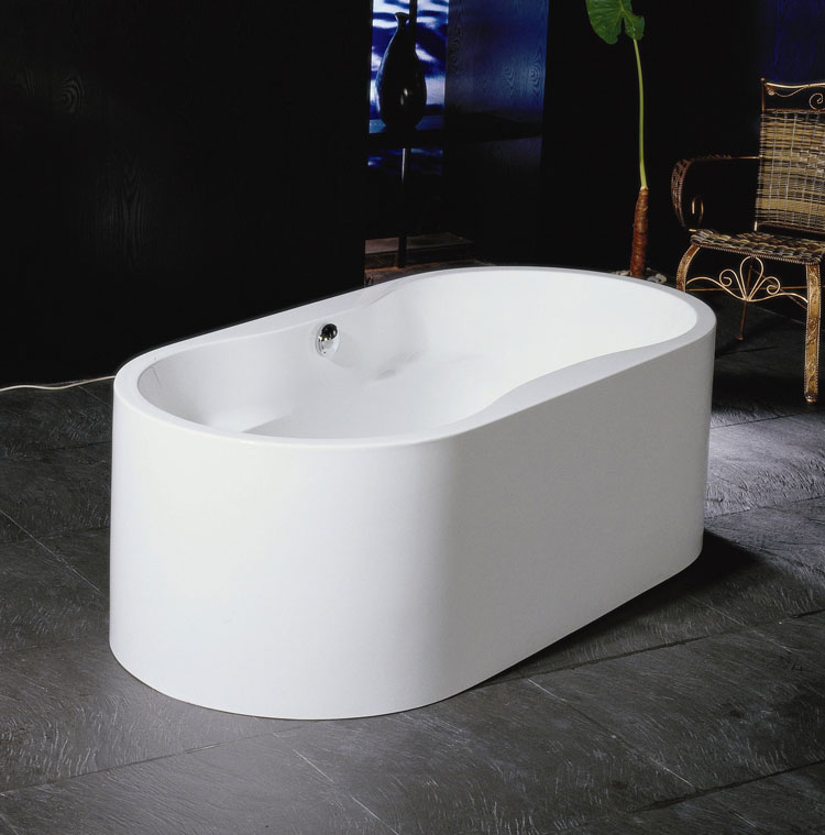 Foto della vasca da bagno moderna n.24