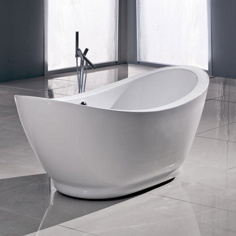 Foto della vasca da bagno moderna n.25