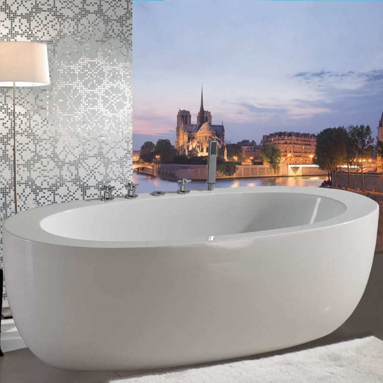 Foto della vasca da bagno moderna n.26