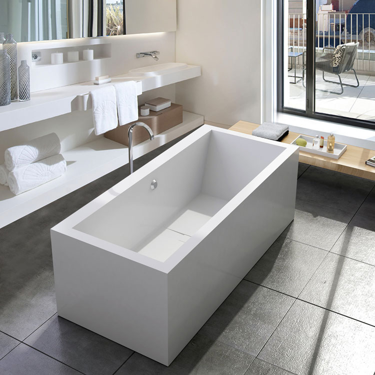 Foto della vasca da bagno moderna n.28