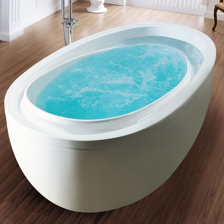 Foto della vasca da bagno moderna n.30