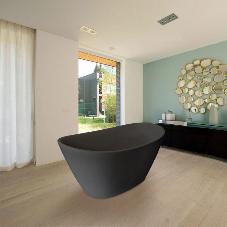 Foto della vasca da bagno moderna n.32