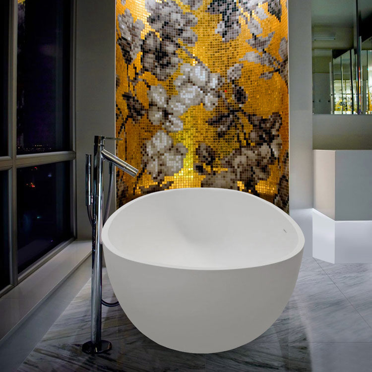 Foto della vasca da bagno moderna n.33