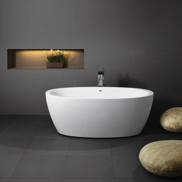 Foto della vasca da bagno moderna n.34
