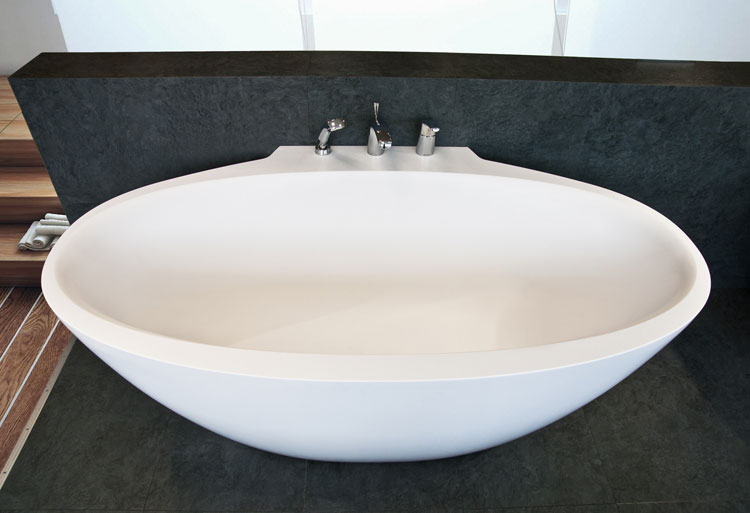 Foto della vasca da bagno moderna n.35