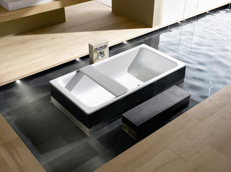 Foto della vasca da bagno moderna n.36