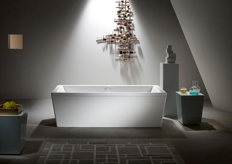 Foto della vasca da bagno moderna n.40