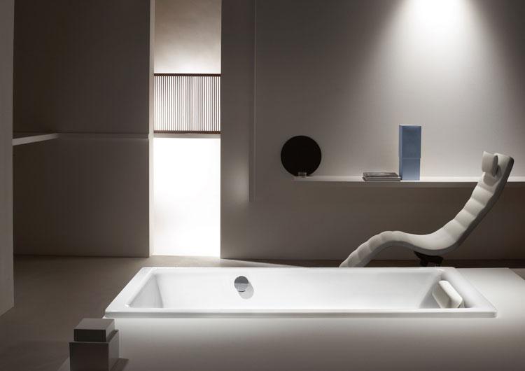 Foto della vasca da bagno moderna n.42
