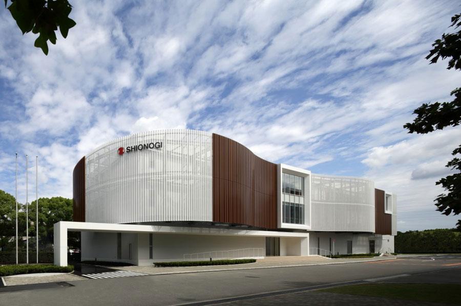 Foto della struttura moderna 100 Office