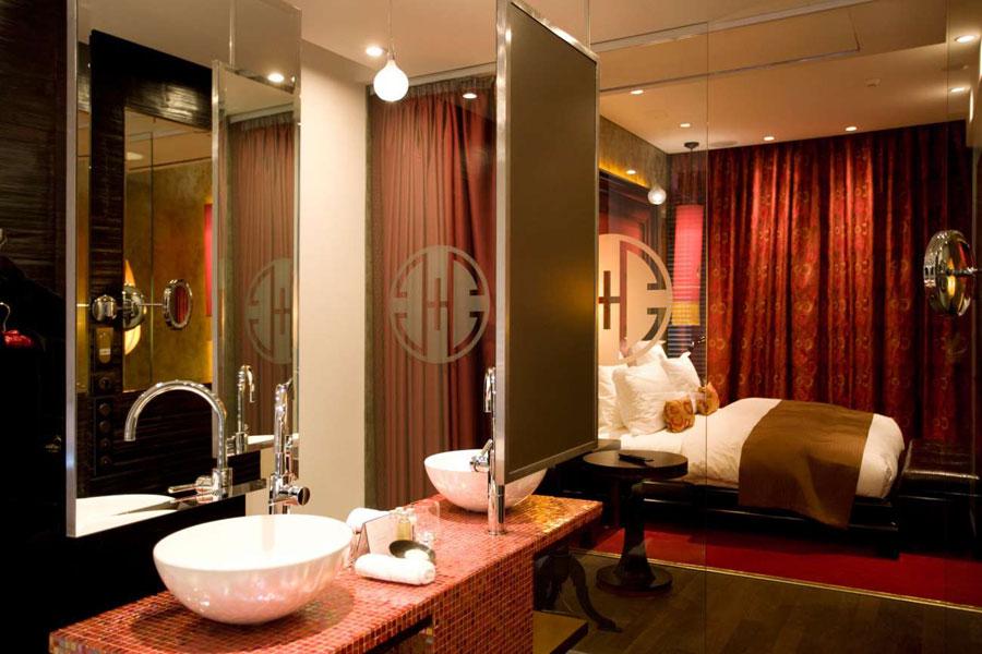 Suite del Buddha Bar Hotel a Praga