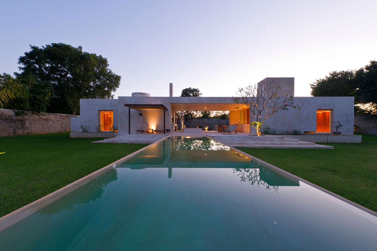 Casa minimalista moderna n.07