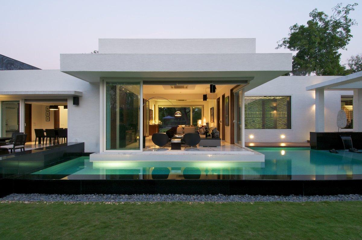 Casa minimalista moderna n.09